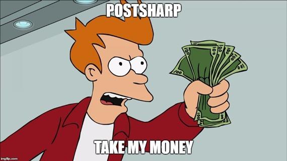 PostSharpTakeMyMoney