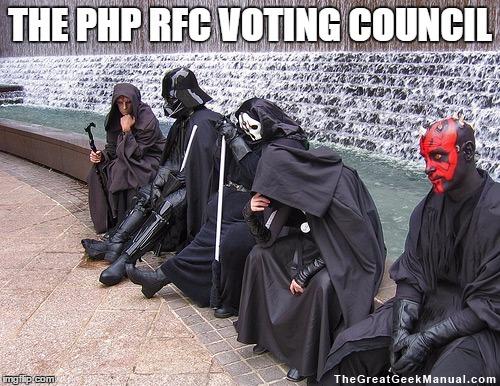 PHP RFC Council