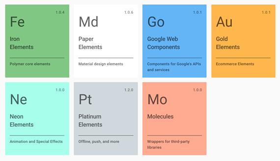 Polymer Elements